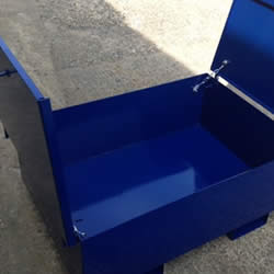 Sheet Metal Cabinets and Containers